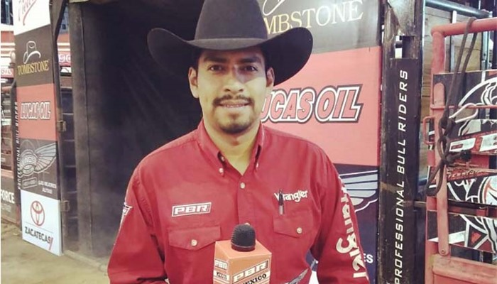 Zury Romero the official voice of PBR Mexico