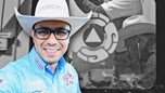 Carlos Diaz pioneer in sports medicine at the rodeo in Mexico